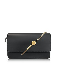 Black Medium Cocktail Stirrer Bag - Sophie Hulme