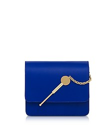 Klein Blue Small Cocktail Stirrer Bag - Sophie Hulme