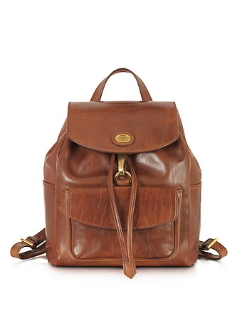 The Bridge - Story Donna Marrone Leather Backpack