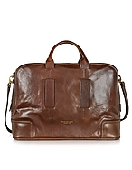The Bridge Cosmopolitan Large Borsa Weekender in Pelle - the bridge - it.forzieri.com