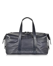 Pininfarina Fabric and Leather Duffle Bag - The Bridge
