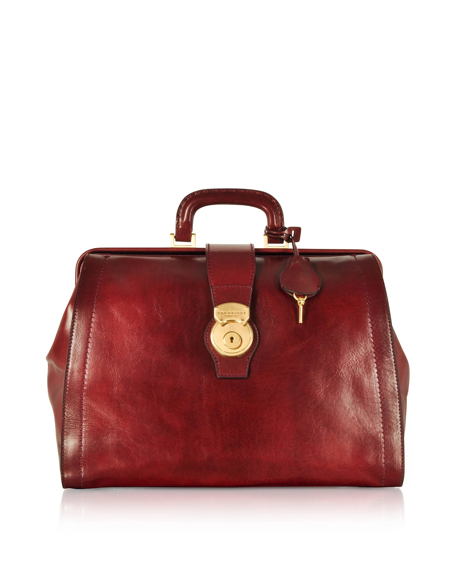 Capalbio Genuine Leather Doctor Bag