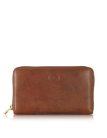Story Donna Leather Women's Zip Around Wallet