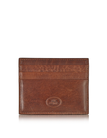 The Bridge - Story Uomo Leather Credit Card Holder