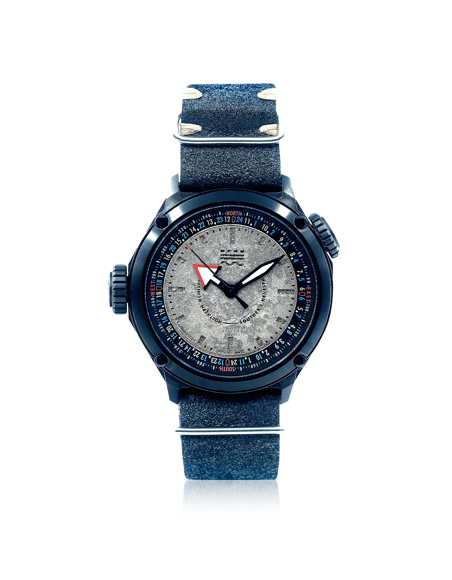 Terra Cielo Mare Men's Watches, Orienteering Concrete Watch