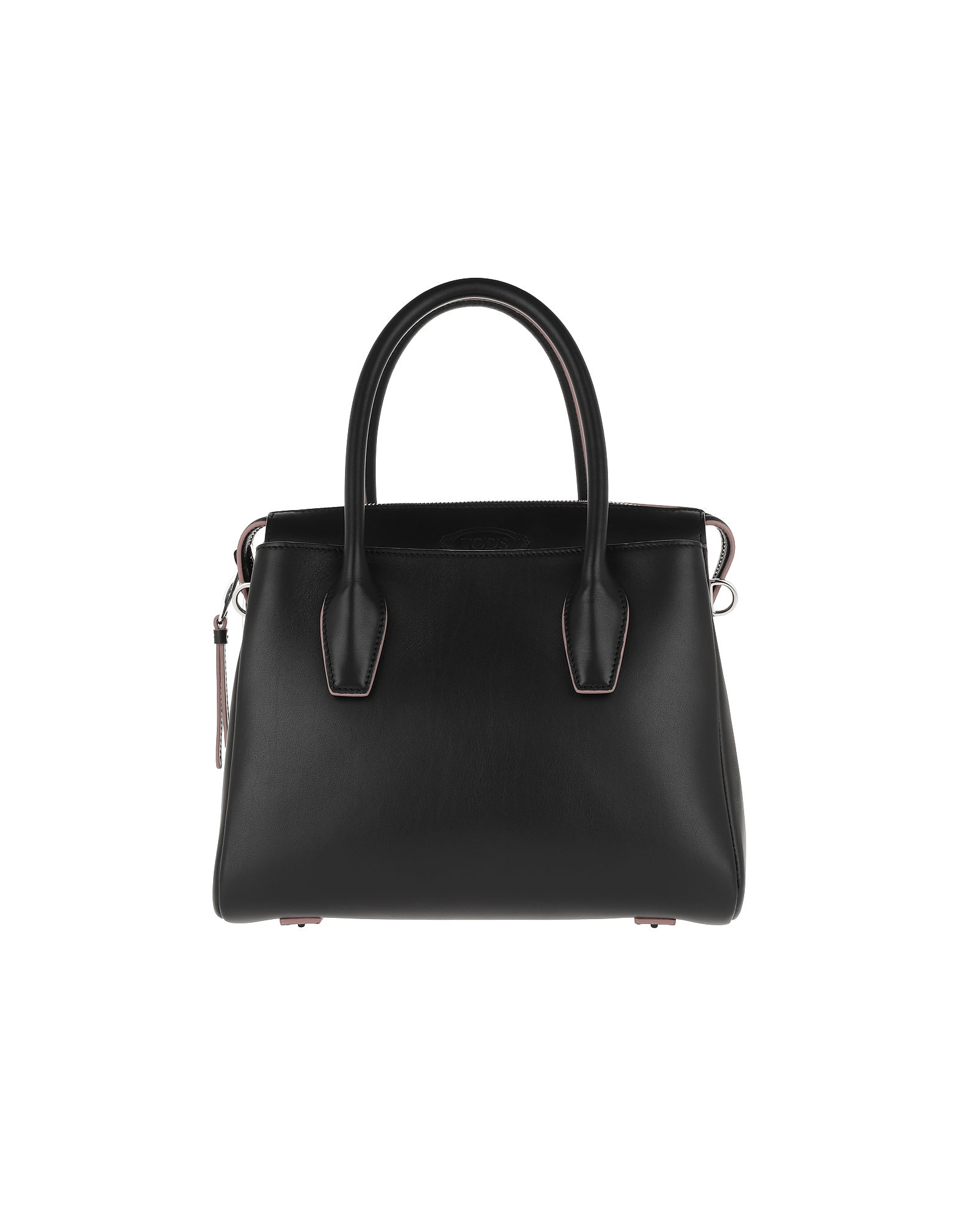 Shopper Leather Black