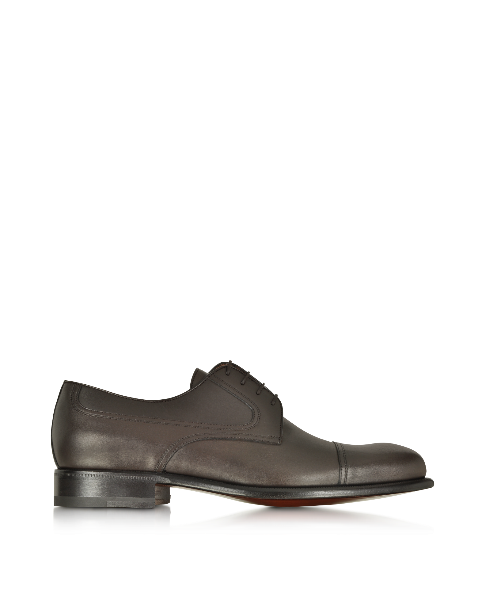Image of Alo Leather Derby Shoe
