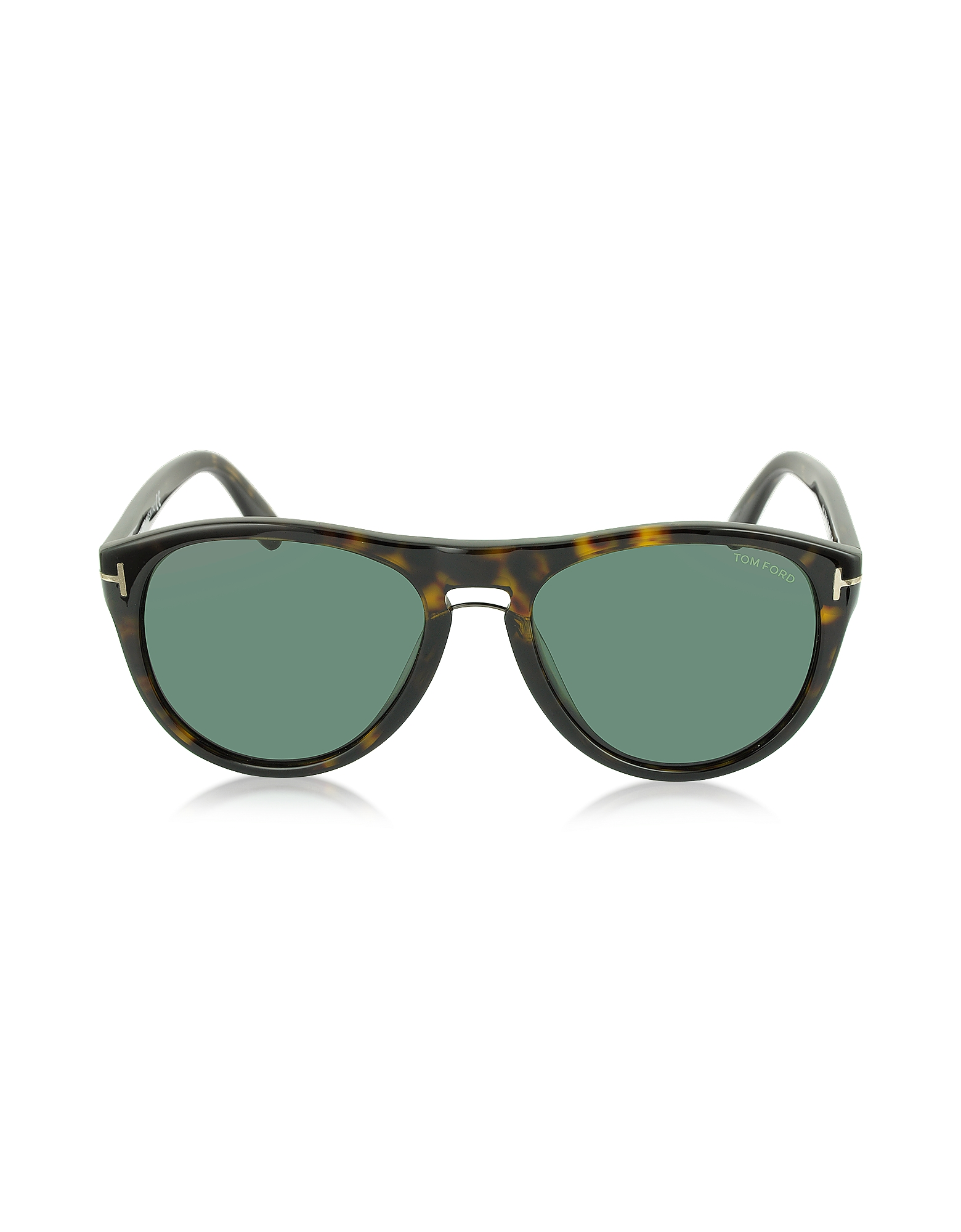 Tom Ford Sunglasses, KURT FT0347 Aviator Sunglasses