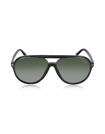 Tom Ford - SERGIO FT0379 Aviator Sunglasses
