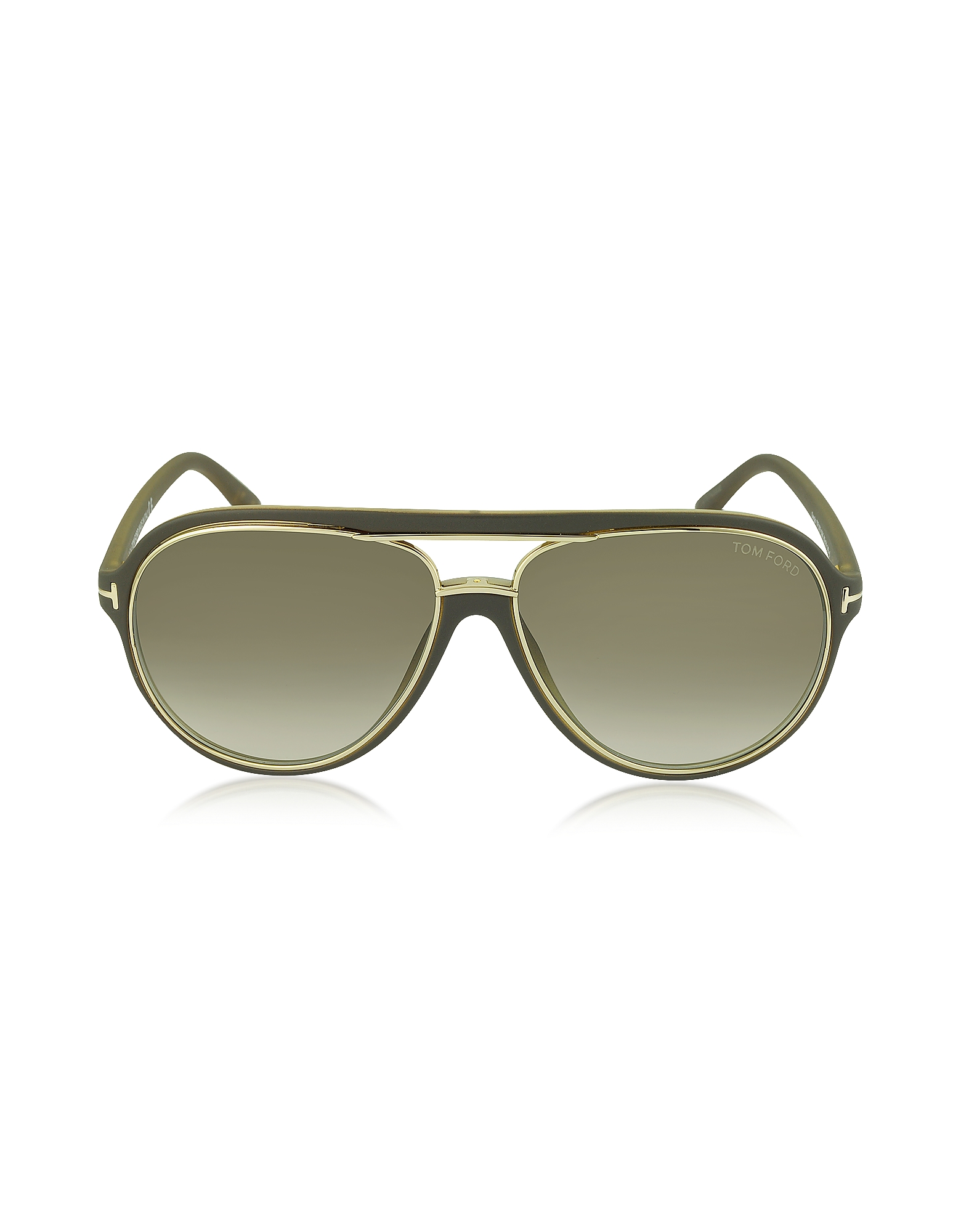 Tom Ford Sunglasses, SERGIO FT0379 Aviator Sunglasses