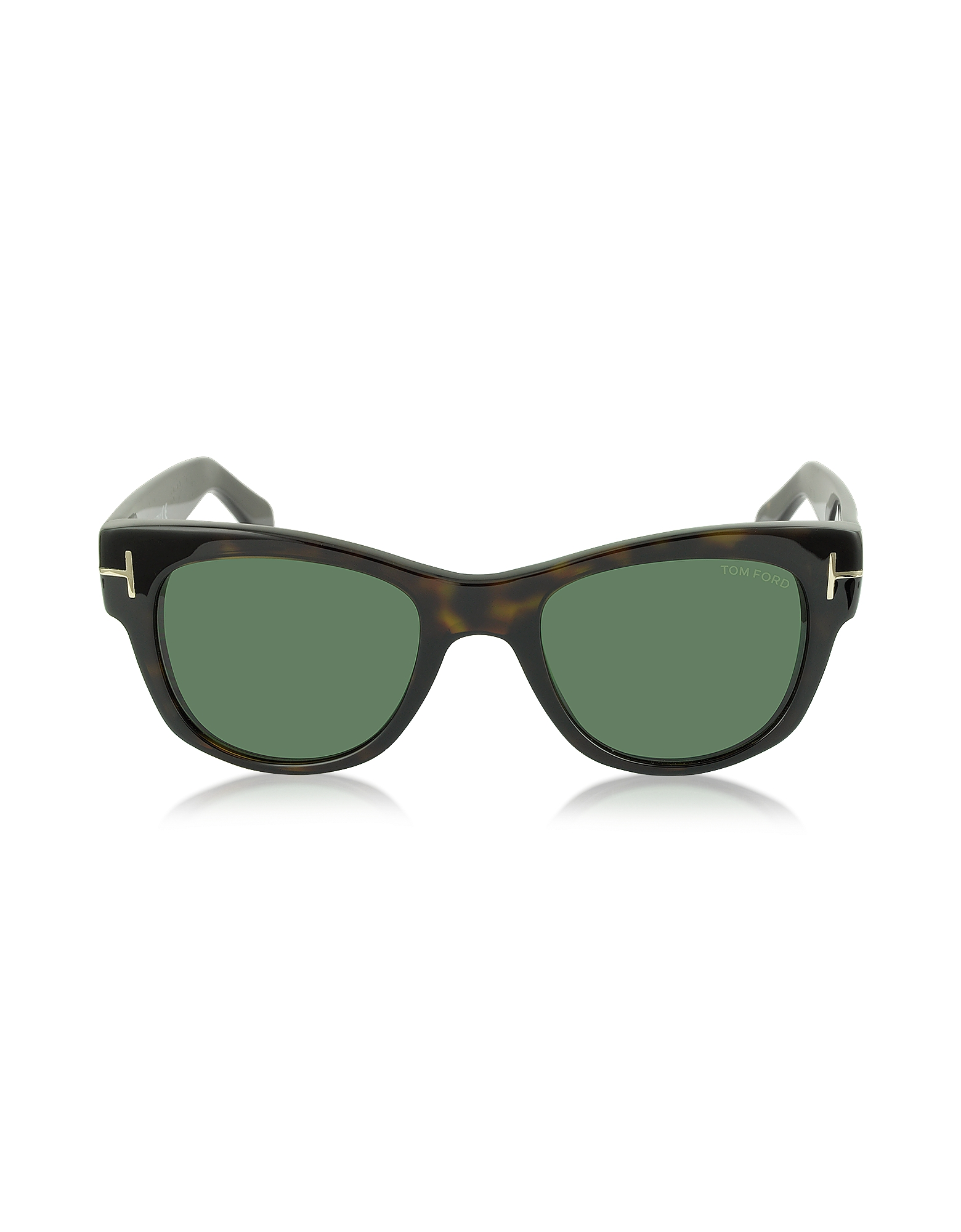 Tom Ford Sunglasses, CARY FT0058 52N Havana Acetate Sunglasses
