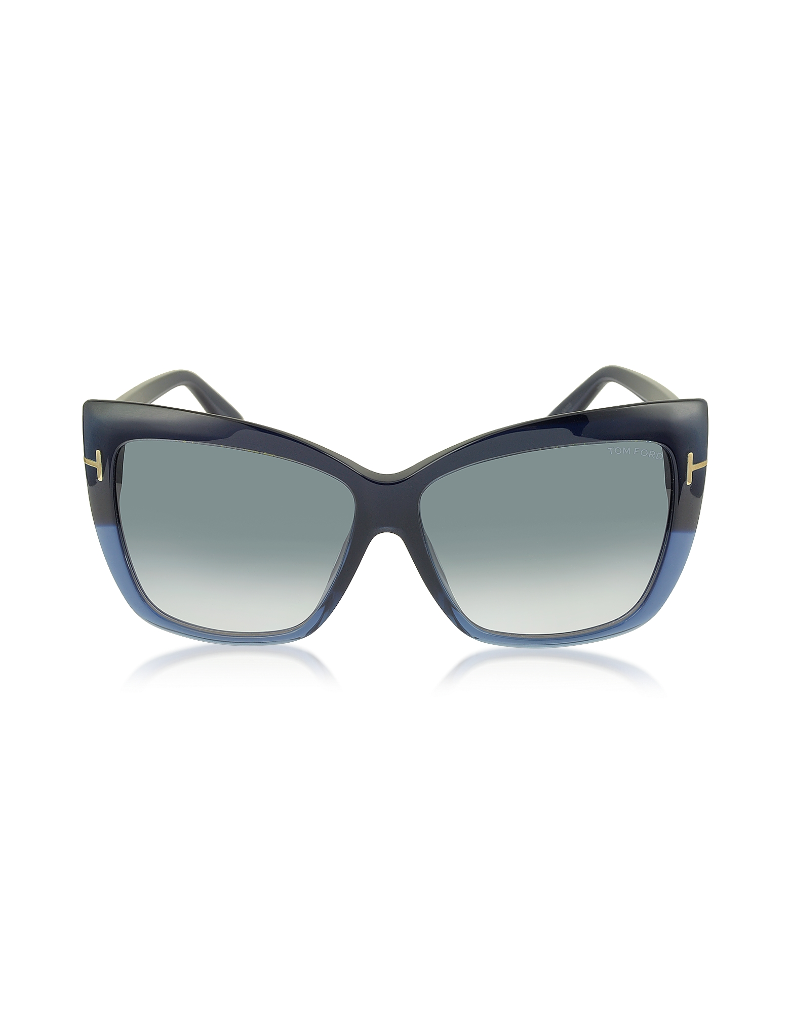 Tom Ford Sunglasses, IRINA FT0390 Oversized Squared Sunglasses