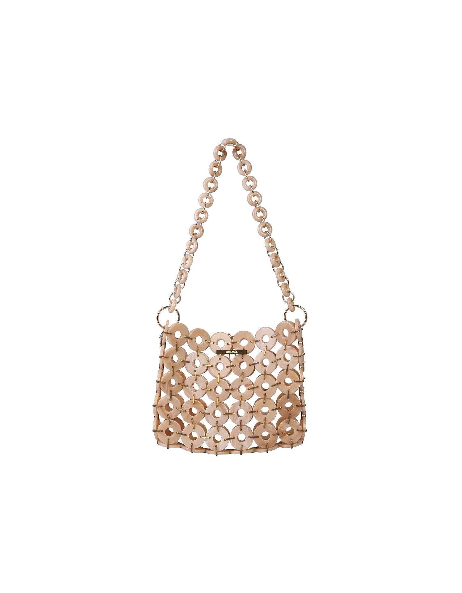 Cult Gaia Designer Handbags, Jasmine Shoulder Bag