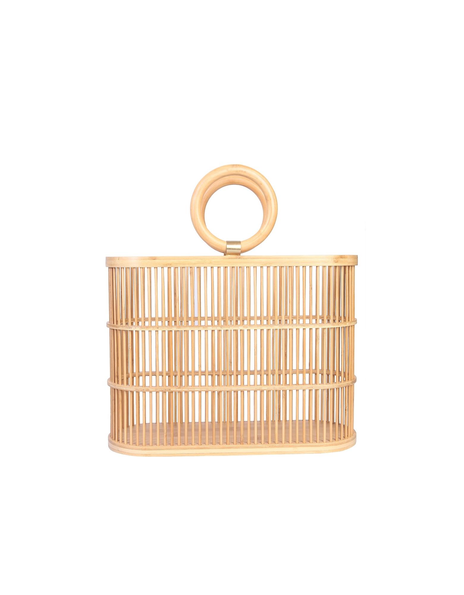 Cult Gaia Designer Handbags, Coco Tote