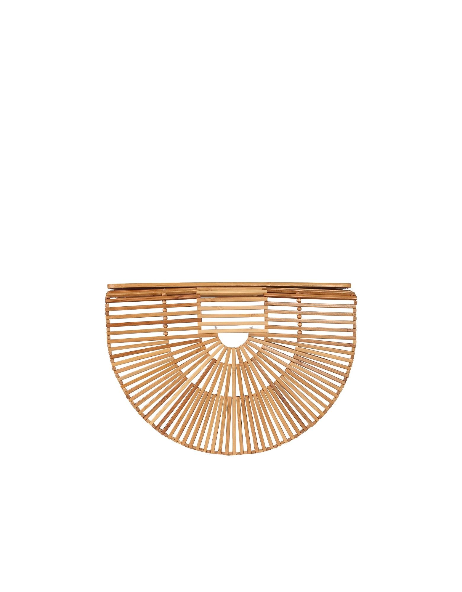 Cult Gaia Designer Handbags, Large Gaia's Ark Bag