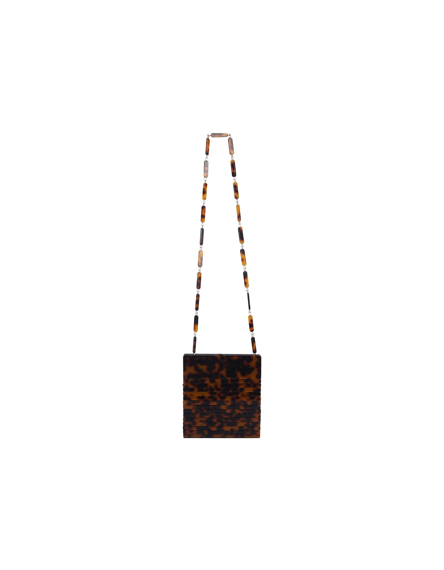 Cult Gaia Designer Handbags, Dixie Shoulder Bag