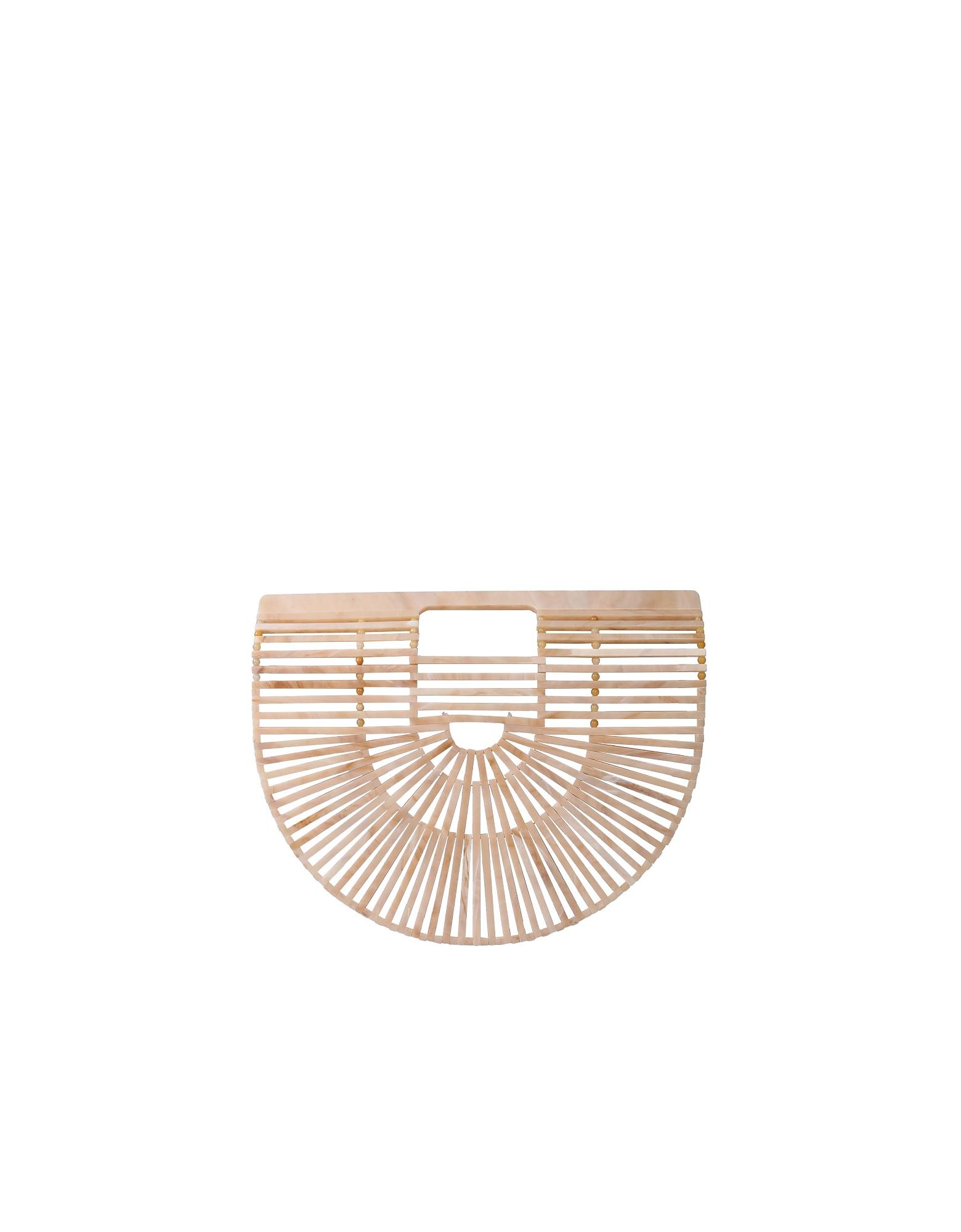 Cult Gaia Designer Handbags, Small Gaia's Ark Bag