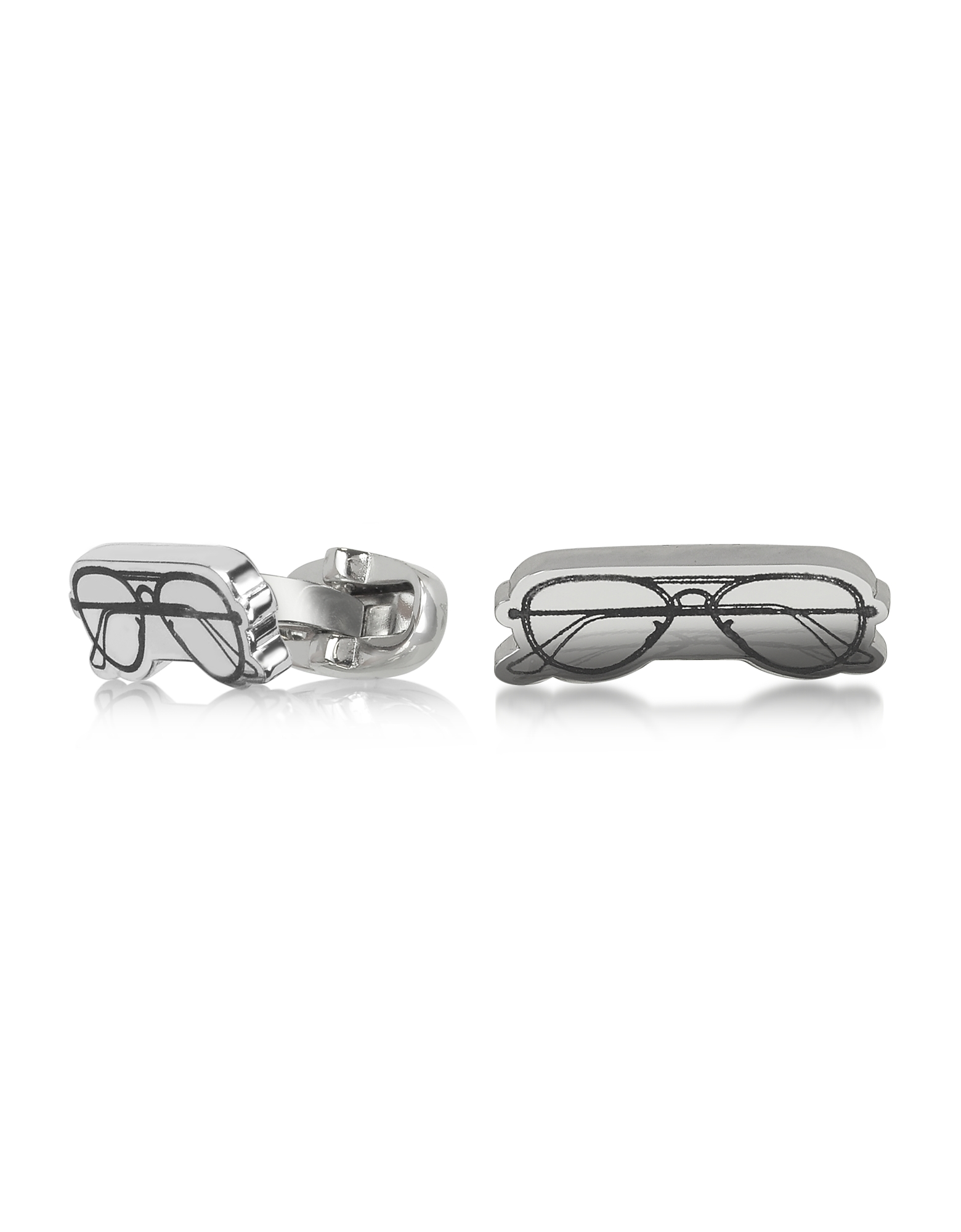 Paul Smith Cufflinks, Men's Sunglasses Drawing Cufflinks