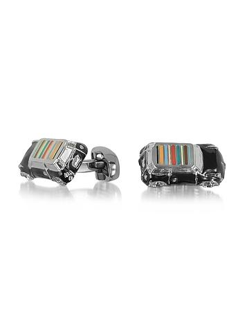 Men's 3D Mini Cufflinks