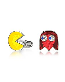 Pacman Copper Plated Men's Cufflinks - Paul Smith