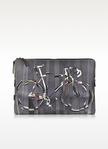Paul's Bicycles Laptop Sleeve - Paul Smith
