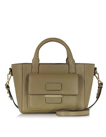 Tila March - Alice Sahara Leather Small Tote Bag