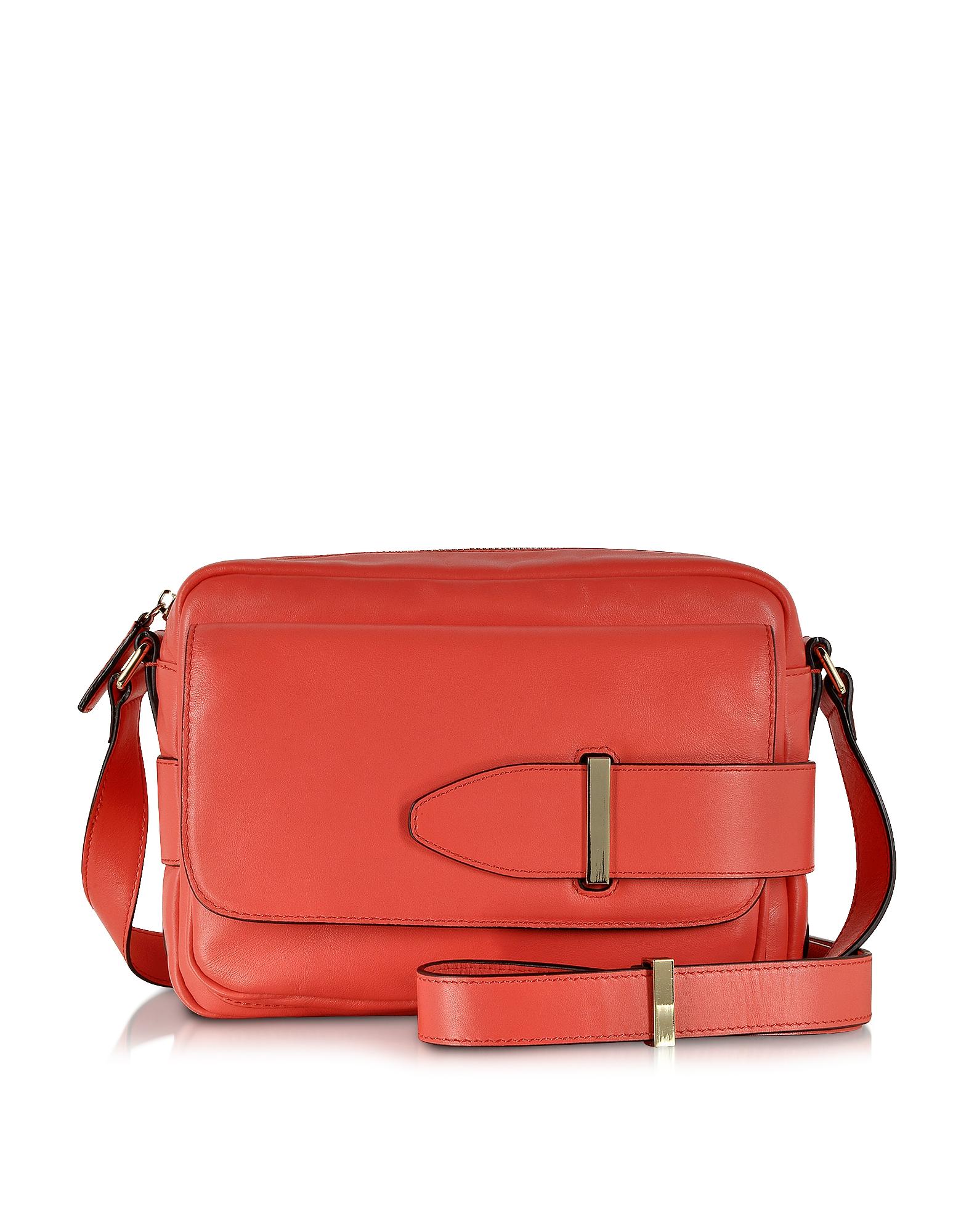 Lee Corail Camera Bag- Кожаная Сумка Через Плечо