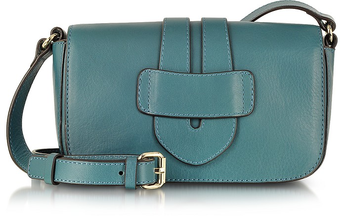 Zelig Mini Leather Crossbody Bag - Tila March