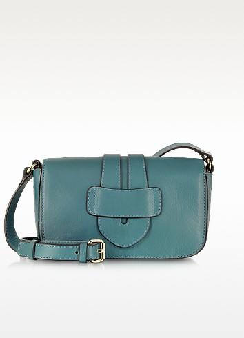 Zelig Mini Leather Crossbody Bag - Tila March