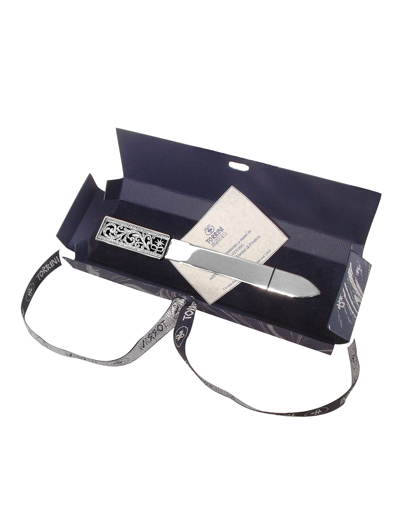 Sterling Silver Open-Work Paperknife от Forzieri.com INT