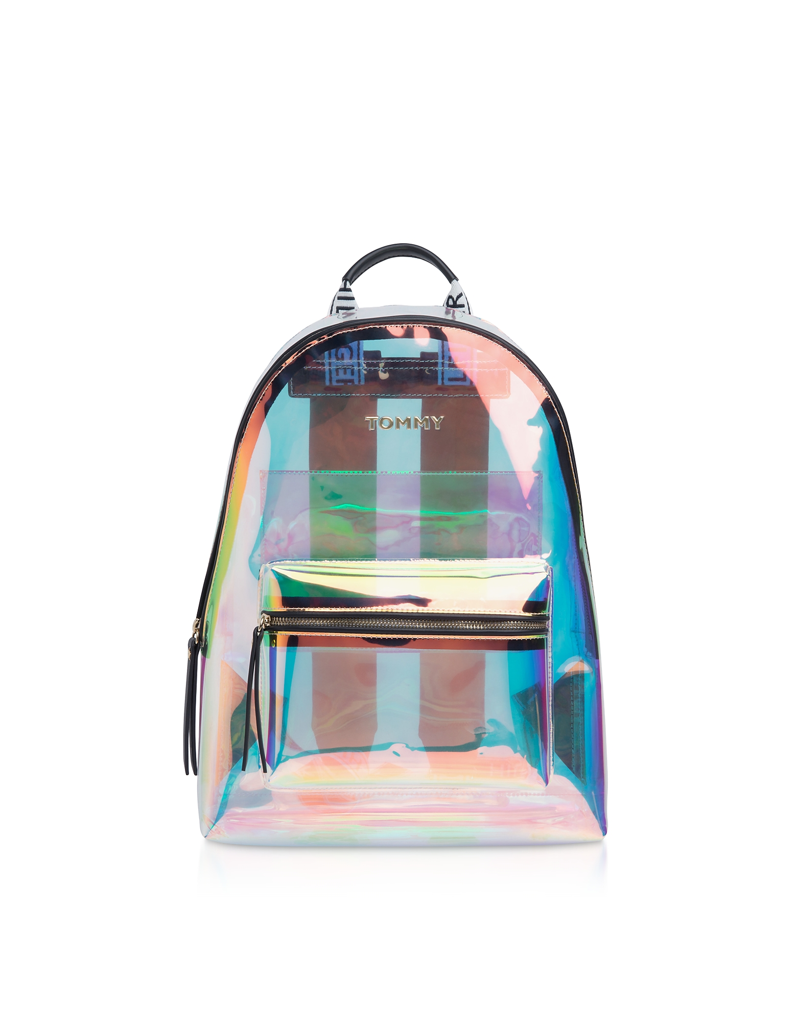 Iridescent Iconic Tommy Backpack
