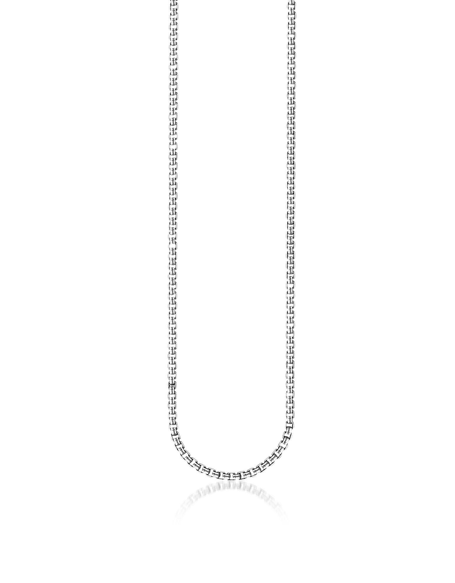 Thomas Sabo Necklaces, Blackened Sterling Silver Venezia Chain Necklace