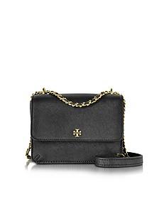 Robinson Saffiano Leather Mini Shoulder Bag - Tory Burch