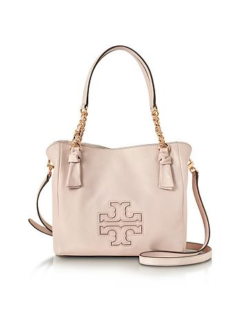 Harper Bedrock Leather Small Satchel Bag