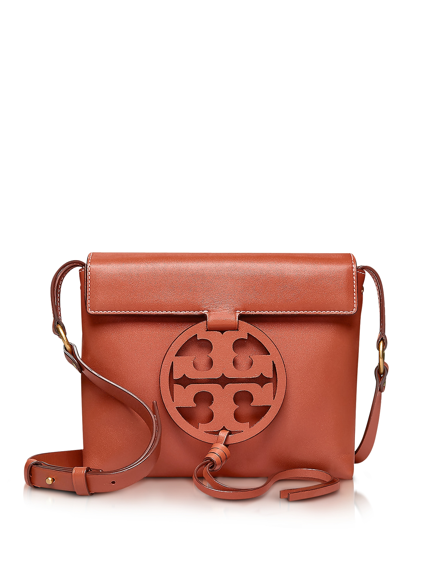 Tory Burch Handbags, Genuine Leather Miller Cross-Body Bag