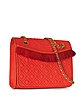 Fleming Cotton Medium Bag - Tory Burch