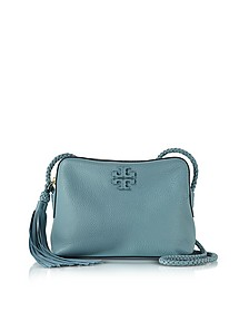 Taylor Pebble Leather Camera Bag - Tory Burch