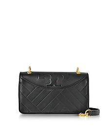 Alexa Leather Shoulder Bag - Tory Burch