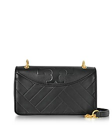 Alexa Leather Shoulder Bag - Tory Burch