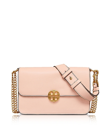 Leather Chelsea Convertible Shoulder Bag ty130318-041-00