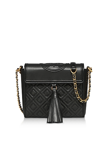 Fleming Convertible Quilted Leather Box Crossbody Bag ty130318-042-00