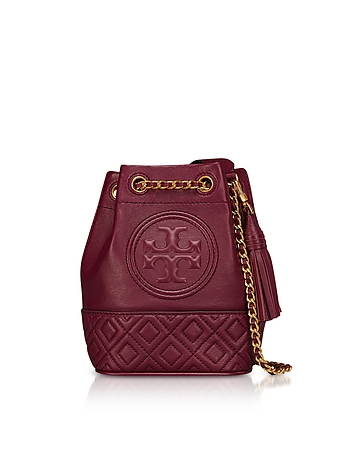 Fleming Mini Bucket Bag ty130318-049-03