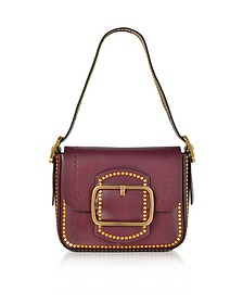 Sawyer Port Stud Leather Small Shoulder Bag - Tory Burch