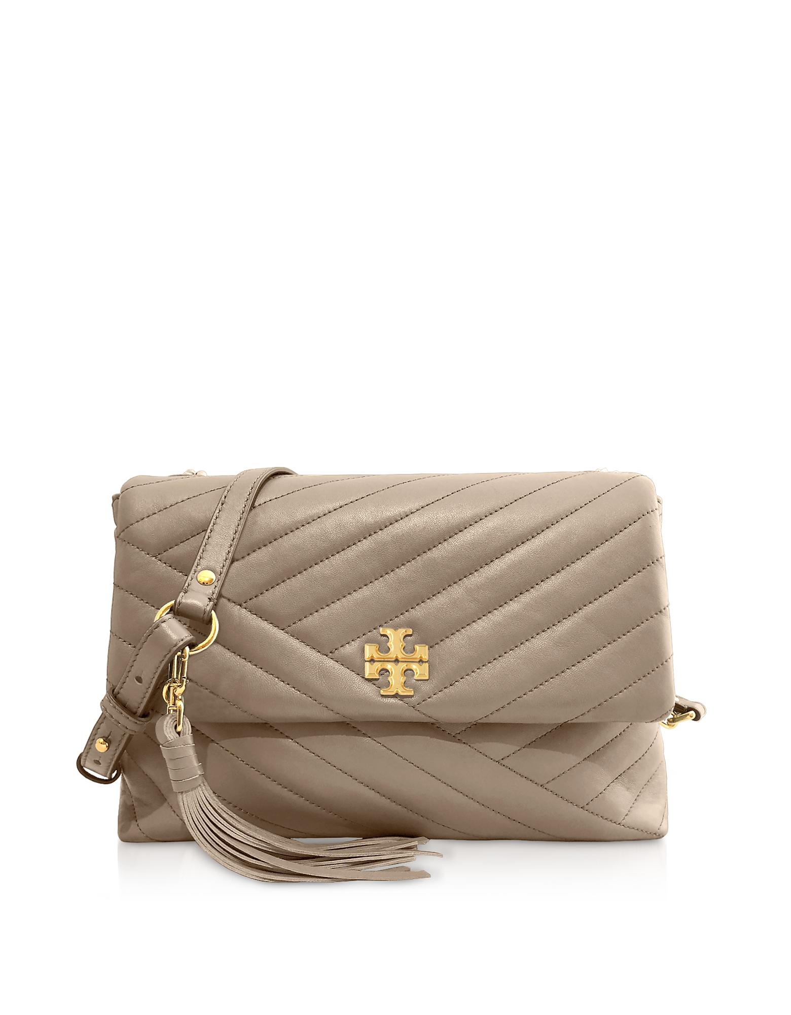 TORY BURCH | Tory Burch Designer Handbags, Kira Chevron Convertible Shoulder Bag | Goxip