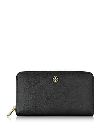Robinson Multi Gusset Zip Continental Wallet