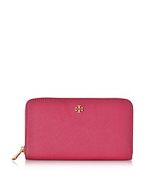 Robinson Multi Gusset Zip Continental Wallet - Tory Burch