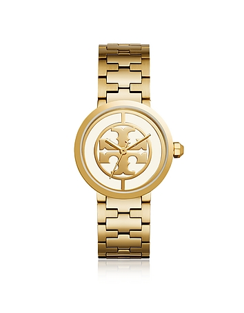 The Reva Gold Tone 36mm Women's Watch