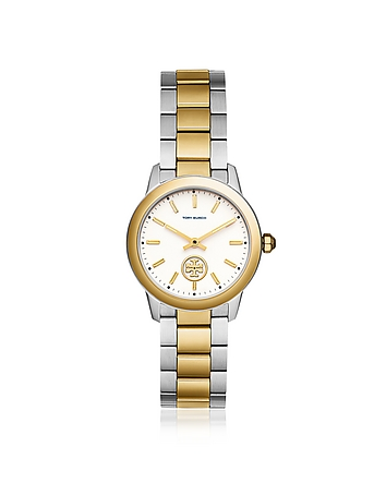 TBW1306 The collins Two Tone 32mm Women's Watch