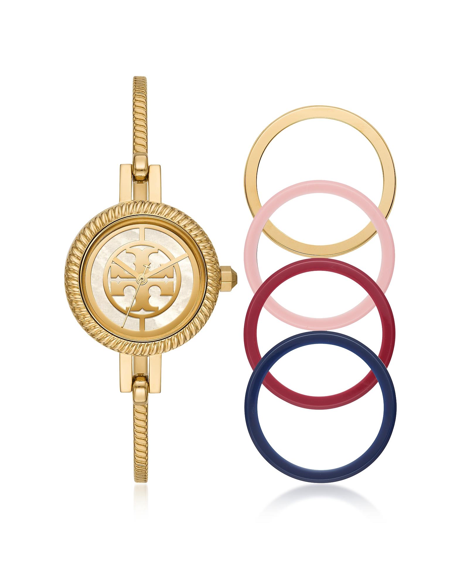 Tory Burch Designer Women's Watches, The Reva Bangle Watch