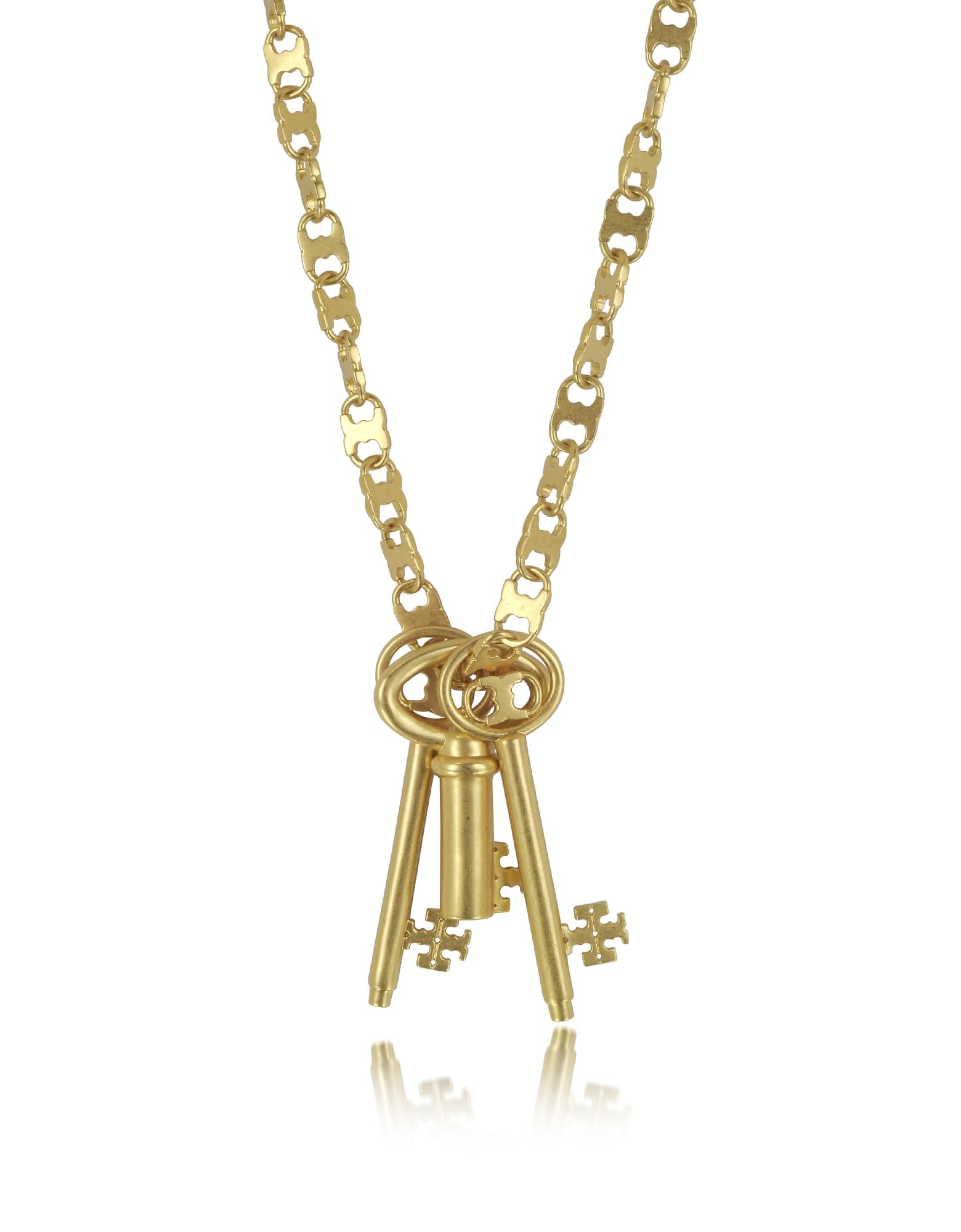 Золотистое Ожерелье из Металла